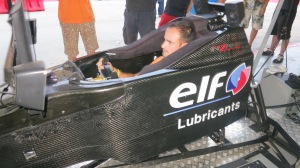 Vitantonio Luizzi,  Formula 1 driver